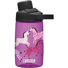 CamelBak Chute Mag Flaske Mod.20 400 ml Børn, pink/gennemsigtig